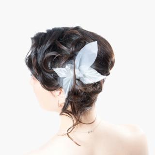 Accessoire de coiffure mariée